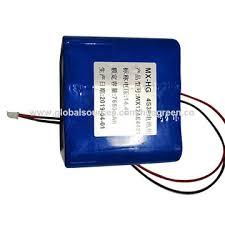 China 4S3P/14.4V/7650mAh 18650 <b>Lithium</b>-<b>ion Battery</b> Packs from ...