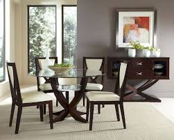 Five Piece Dining Room Sets Jofran Kura Canyon 3 Piece Small Dining Table Set Modern Dining