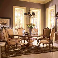 10 Seat Dining Room Table Accessories Beauteous Inch Round Dining Tables Circle Table Set