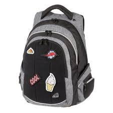 Школьный <b>рюкзак Walker Patch Grey</b> 42107/75