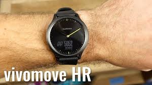 <b>Garmin Vivomove HR</b> Review! - YouTube