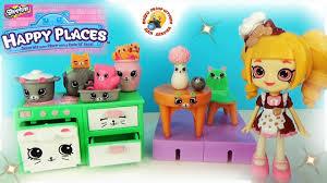 КУХНЯ для кукол ШОПКИНС <b>Игровой набор Happy Places</b> S1 ...