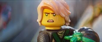 Image result for the lego ninjago movie lloyd