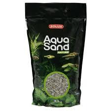 <b>Грунт ZOLUX Aquasand</b> Nature Quartz Gros 3 л, 4.2 кг — купить по ...