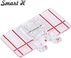 Smart H Border Guide Sewing Machine Presser Foot ... - Amazon.com