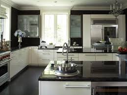 Granite Kitchen Counter Top Black Granite Countertops A Daring Touch Of Sophistication To