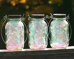 fairy lanterns christmas gift mason jar garden decor fairy realm mason jar solar light outdoor lighting mason jar decor ball mason jar solar lights