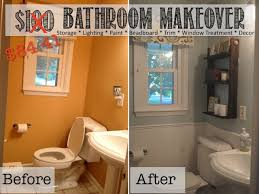 friendly bathroom makeovers ideas: reveal  small bathroom makeover tons of ideas for inexpensive