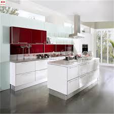 white stainless steel kitchen island