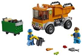Купить <b>конструктор LEGO</b> City <b>60220 Мусоровоз</b>, цены в Москве ...