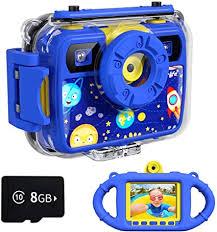 Ourlife Kids Camera, Selfie Waterproof Action Child ... - Amazon.com