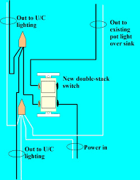 installing under cabinet lighting wiring diagram 2 adding cabinet lighting
