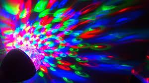 <b>RGB LED disco</b> party <b>light</b> teardown - with schematic - YouTube