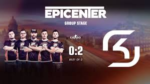 Virtus.pro lost to <b>SK Gaming</b> in the first game of EPICENTER 2017 ...