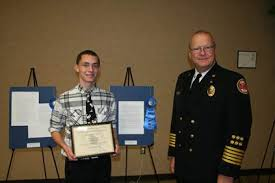 henry county fire department   henry county  georgia st place fire safety essay winner brendan carroll –  th grade woodland high school   view essay here