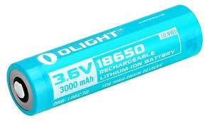 <b>Аккумулятор Li</b>-<b>Ion</b> 3000 мА·ч <b>Olight</b> 18650 ORB-186C30 — купить ...