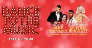 <b>Dance To The</b> Music 2020 UK Tour