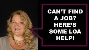 loa help when you can t a job loa q a loa help when you can t a job loa q a