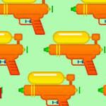 Google Gun Emoji Becomes Water Pistol