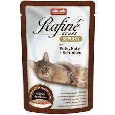 <b>Animonda Rafine</b> Soupe <b>SENIOR</b> консервы для кошек старше 7 ...