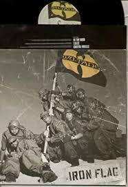 <b>WU TANG CLAN</b> - <b>IRON</b> FLAG - LP VINYL: Amazon.co.uk: Music