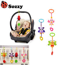 <b>1pcs</b> Sozzy Animal Style <b>Baby</b> Mobile Bed Hanging Wind Chimes ...