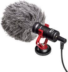 <b>Микрофон</b> кардиоидный <b>Boya BY-MM1</b> универсальный, 35 Гц ...