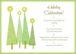 party invitations holiday party invitation template holiday party   holiday party invitation template star tree