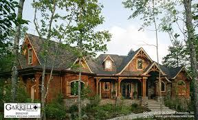 Harmony Mountain Cottage House Plan   House Plans by Garrell    harmony mountain cottage house plan   front elevation