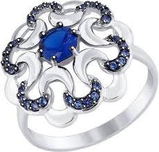 Кольца Sokolov 94012369_S, Подарки, Сувениры, Цветы ...