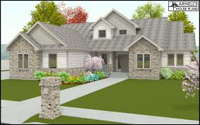 Find House Plans for Northern Utah  Search Rambler Home Plans    Plan    CC  Two Story