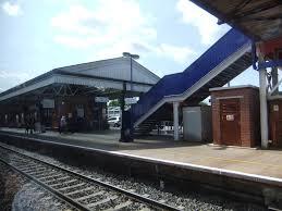 Bicester North railway station