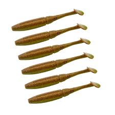 Honoreal Soft Fishing Lure Bait Copper Color Fish Hooks Sale ...