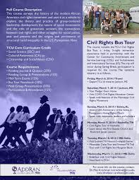 civil rights bus tour professormax org crbt2015 final page 2