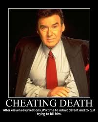 Cheating Death (Stefano DiMera) | Stuff that Makes Me Laugh ... via Relatably.com