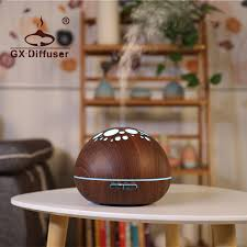 <b>GX</b>.<b>Diffuser 300ml</b> Home Air Humidifier Essential Oil <b>Diffuser</b> ...