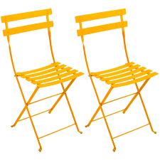 Fermob <b>Bistro</b> Metal <b>chair</b>, <b>2 pcs</b>, honey | Finnish Design Shop