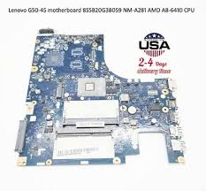<b>100</b>% <b>NEW Original</b> For Lenovo G50-45 motherboard NM-A281 ...