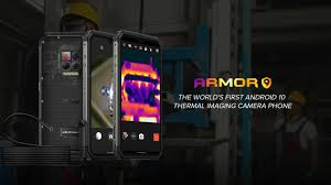 Introducing <b>Ulefone Armor 9</b> - The World's First Android 10 Thermal ...