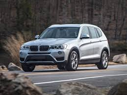 <b>BMW X3</b> (<b>F25</b>) Restyling technical specifications and fuel ...