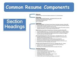 resume writingcapture their attention highlight your strengths