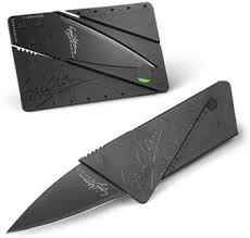 Snowpearl <b>Credit Card Folding</b> Safety 1 Multi-utility Knife - Price in ...