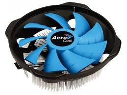 Купить <b>кулер</b> компьютерный <b>Aerocool BAS U</b>-PWM для ...