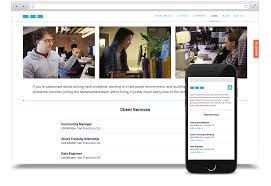 career sites features newton software beautiful fully branded careers pages improve the applicant experience careeers sites