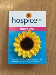 <b>Sunflower Pin</b> Badge – Hospice UK