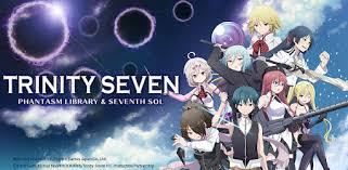 Trinity Seven -The Game of <b>Anime</b> & Beautiful <b>Girls</b> - Apps on ...