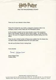 d radcliffe harry hogwarts acceptance letter from harry 1