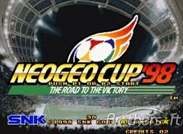 Neo-Geo Cup '98: The Road to the Victory (Mame)