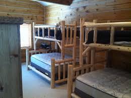 image brilliant log wood bedroom