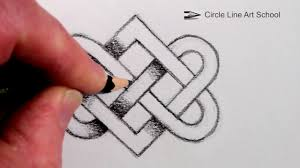 How to Draw a <b>Celtic Knot</b>: Step by Step - YouTube